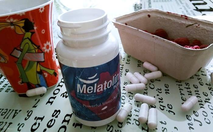 Melatolin Plus tabletki