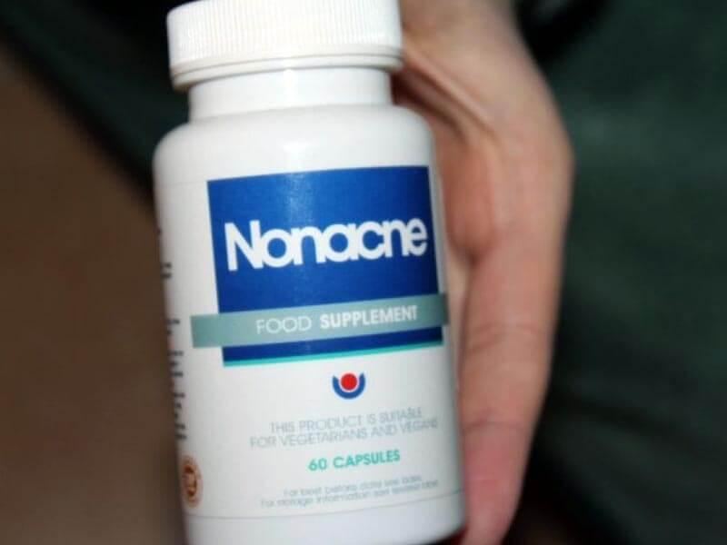 nonacne tabletki na trądzik