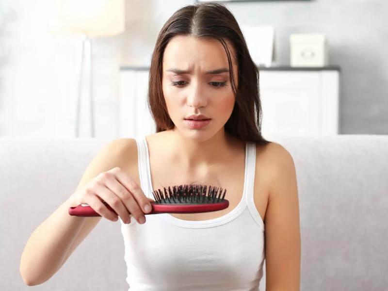 Wypadanie włosów i jego leczenie