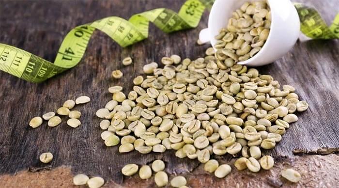 zielona kawa odchudzanie