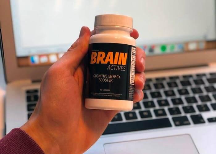Brain Actives tabletki na pracę mózgu