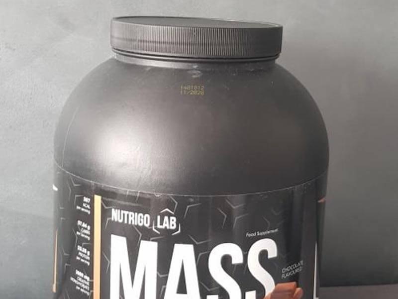 nutrigo lab mass białko