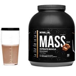 nutrigo lab mass czekoladowe
