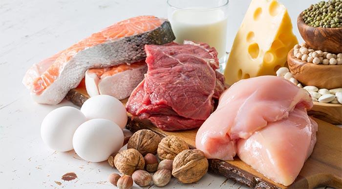 Jak i kiedy jeść białka