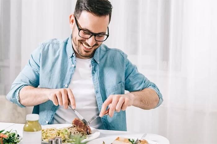 Jak jedzenie wpływa na poziom testosteronu