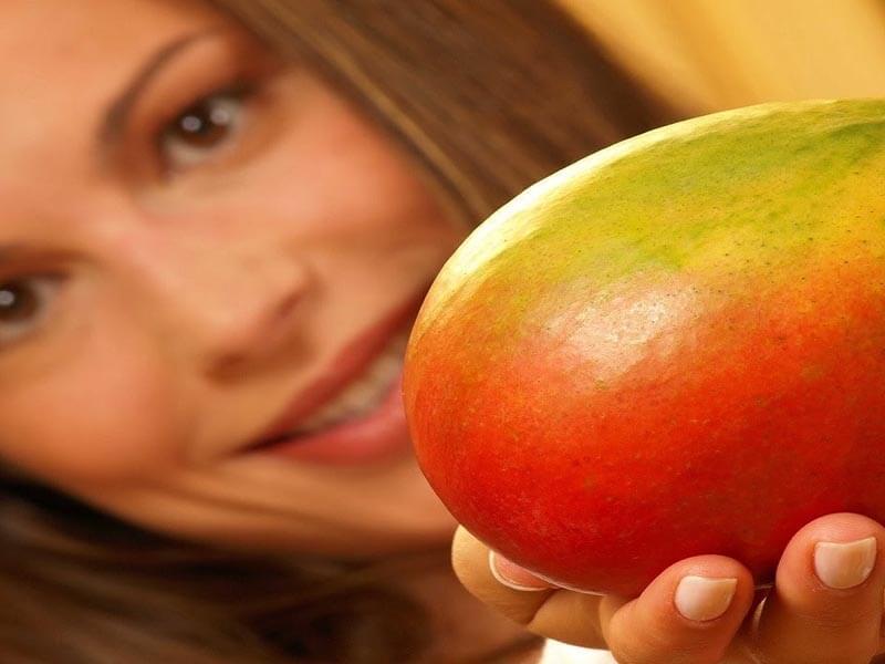 Mango afrykańskie w diecie