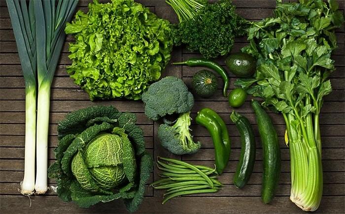 Warzywa przyspieszające metabolizm