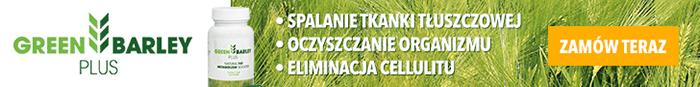 green barley plus banner pl