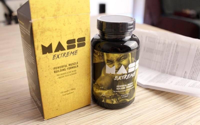 mass extreme efekty