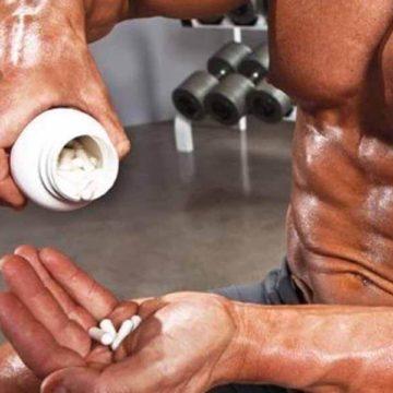 Ranking suplementów diety na masę mięśniową