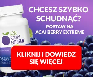 acai berry extreme banner