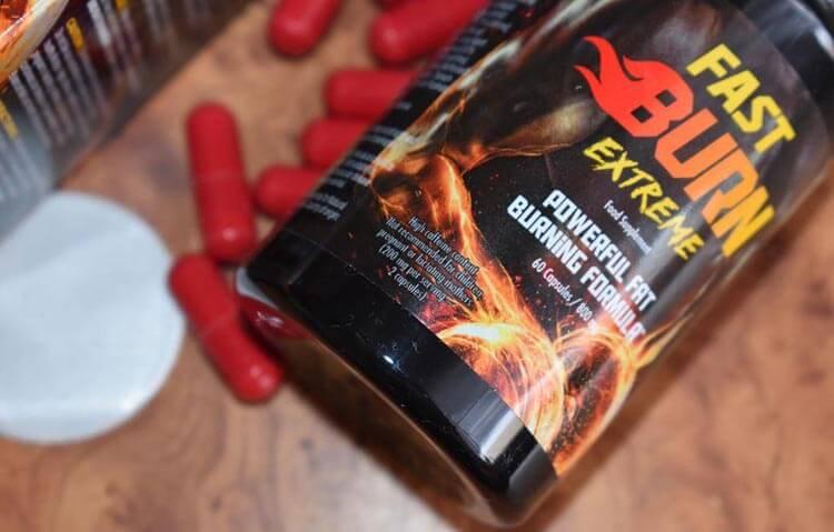 fast burn extreme skład