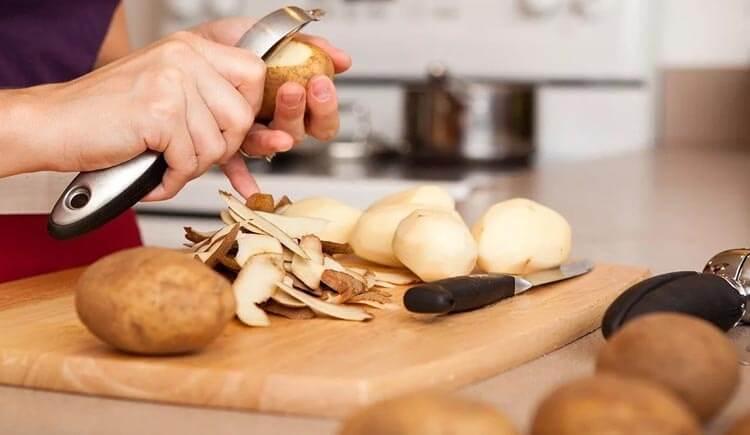 ziemniaki na odchudzanie
